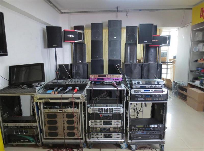 专业回收各种KTV设备