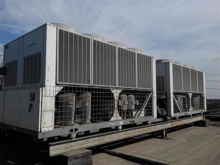 大型制冷设备回收