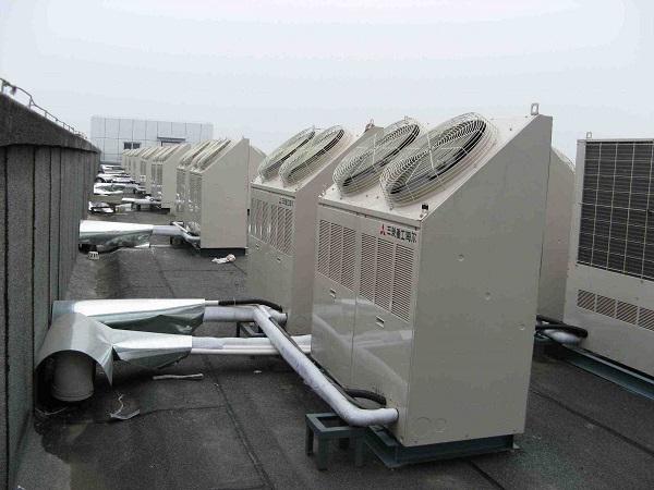 回收二手制冷设备