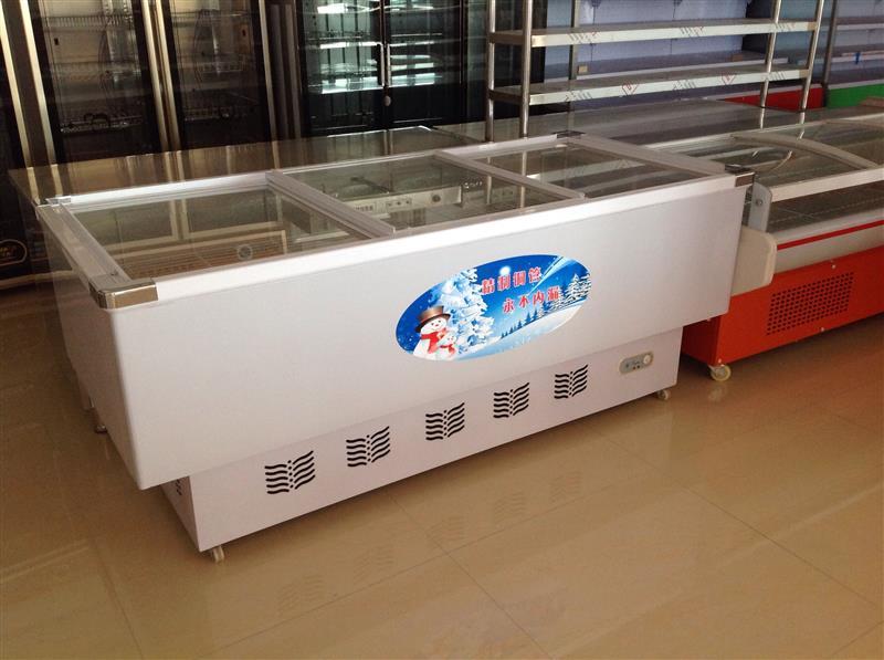 超市冰柜回收