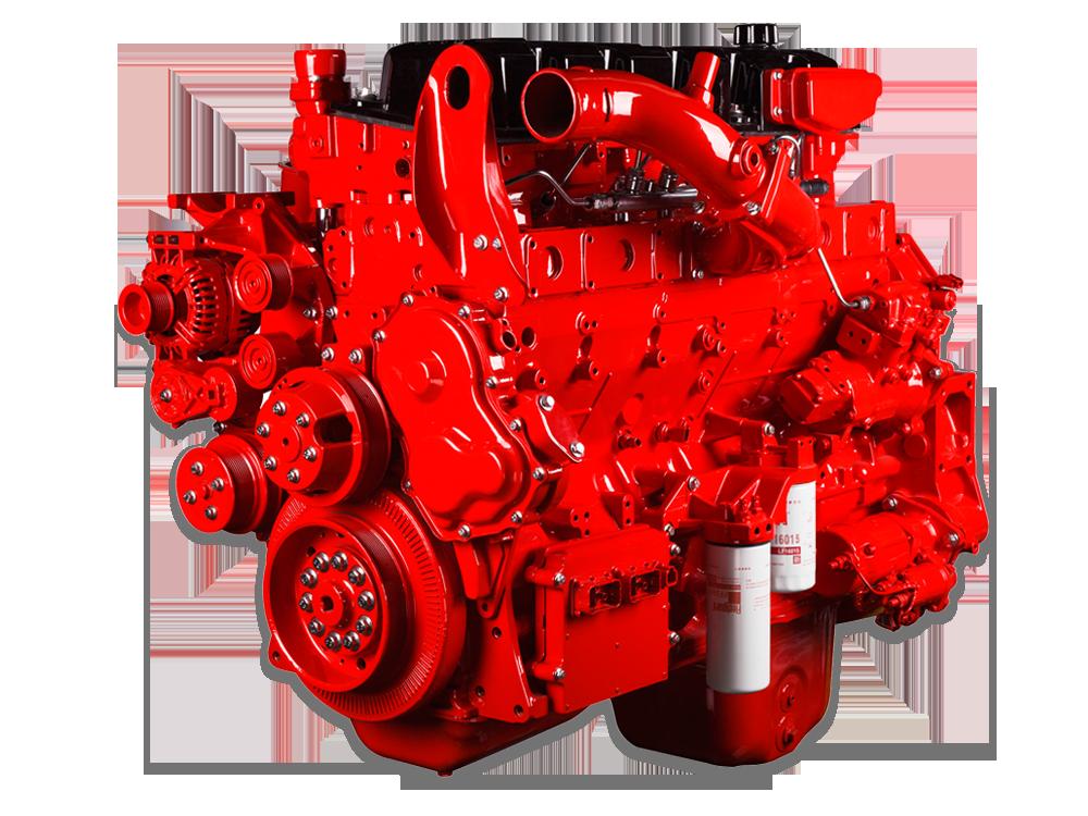 QSZ13工程机械用发动机