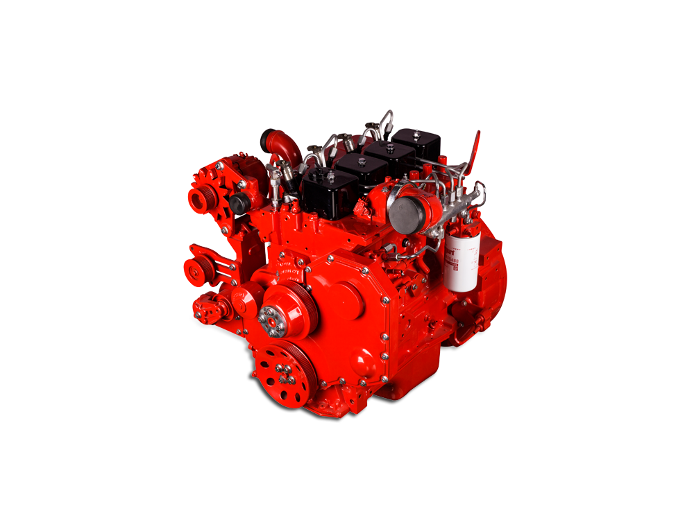 QSB3.9工程机械用发动机