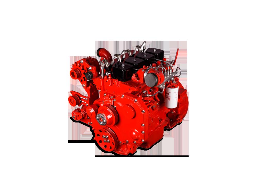 QSB3.9发电用发动机