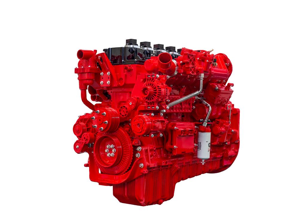 Z15N天然气发动机
