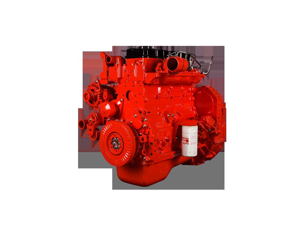 ISD4.5客车用发动机
