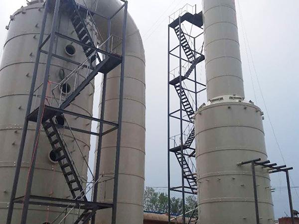 废气处理洗涤塔