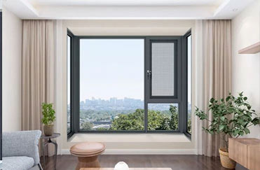 如何让铝合金门窗起到密封效果?