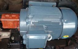 扒渣机配件齿轮泵