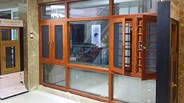 铝合金推拉门窗、断桥铝平开门窗加工工艺是怎样?其中加工过程中的关键工序是什么?