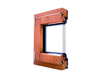 瑞雅IV68系列实木窗系统