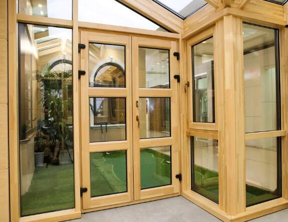 关于北京中宝时铝包木门窗的木材材质分析