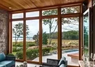 铝包木窗被动窗的2大性能优势