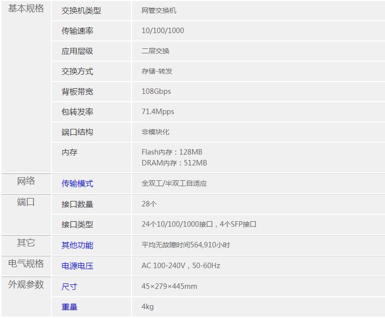 北京思科CiscoWS-C2960X-24TS-LL交换机