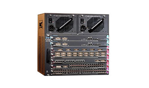 思科Cisco WS-C4507R-E交换机