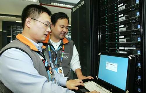 北京联想服务器