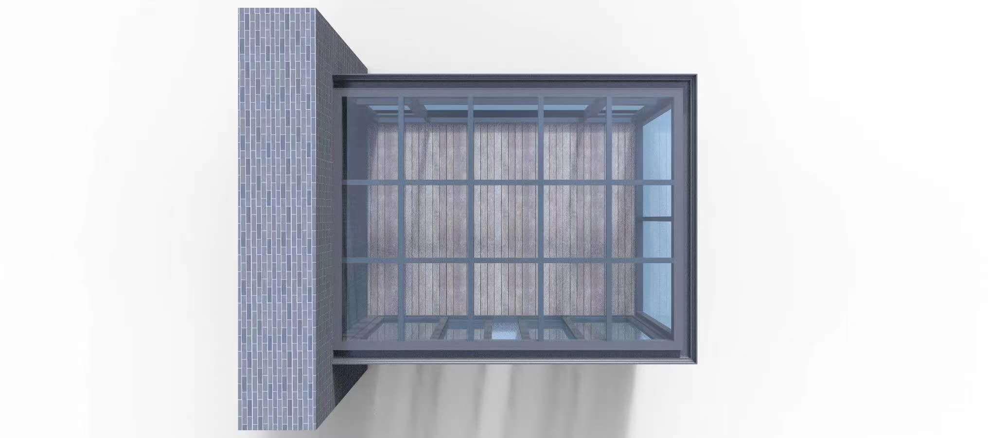 重庆雨棚阳光房安装