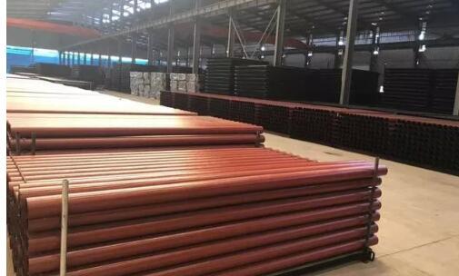 重庆排水柔性铸铁管施工工艺(A型)