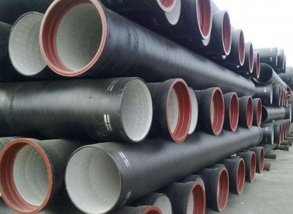 W型柔性铸铁排水管材料特性
