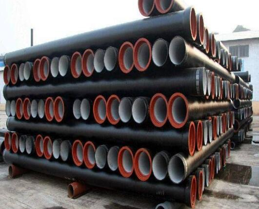 柔性铸铁排水管分类