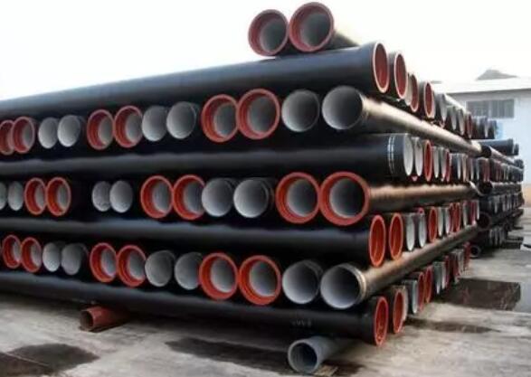 柔性鑄鐵排水管的包裝、運輸和儲存