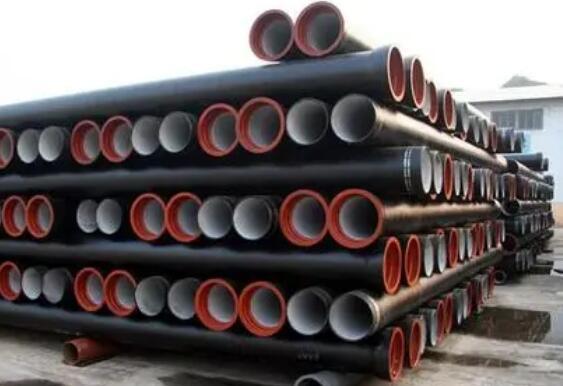 關于柔性鑄鐵管的一些特點