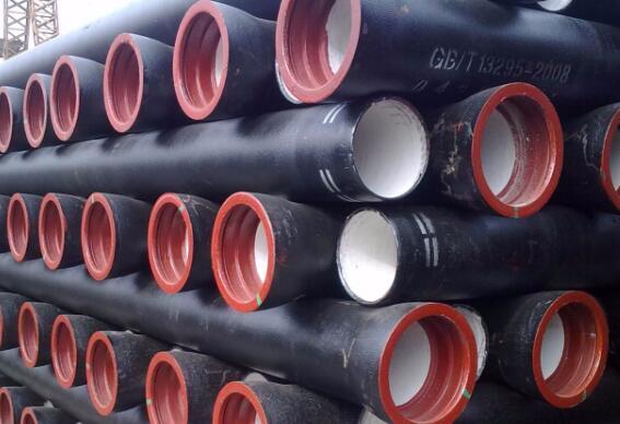长期使用柔性铸铁排水管也需要清洗内壁