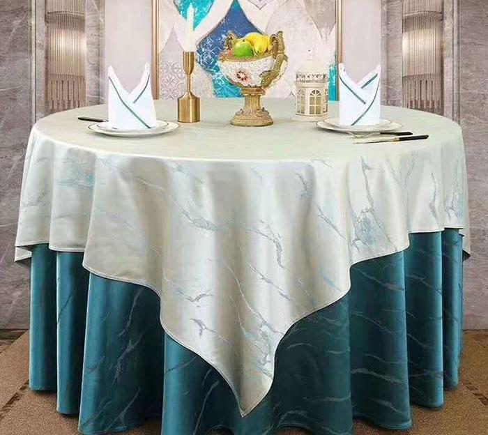 酒店餐厅桌布批发