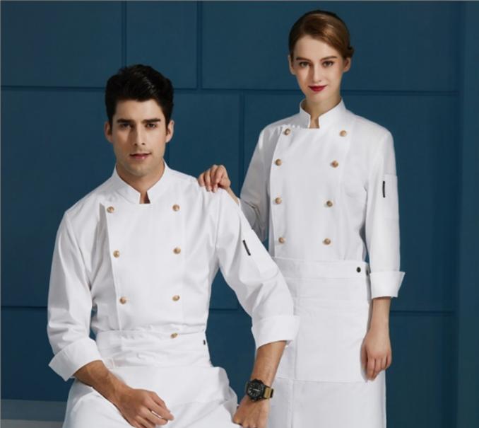 酒店廚師服