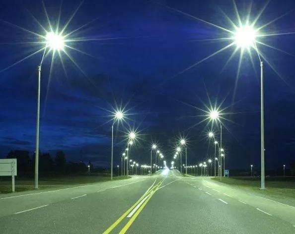 礼泉LED路灯