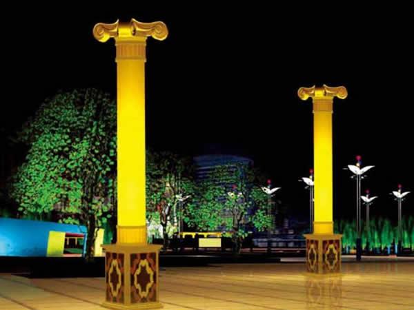 广场景观灯