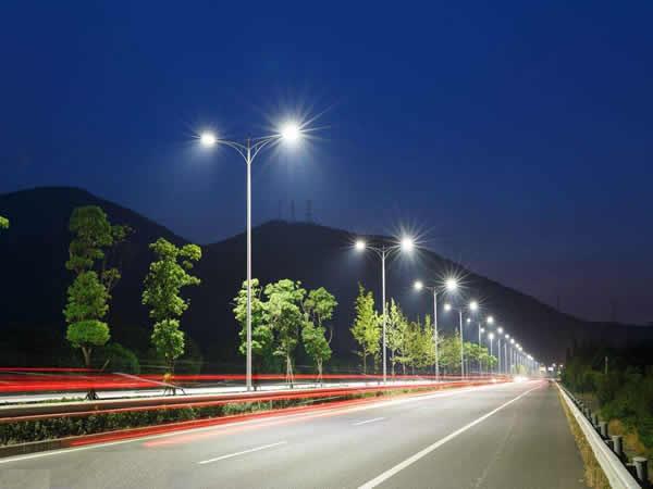 咸阳路灯照明公司