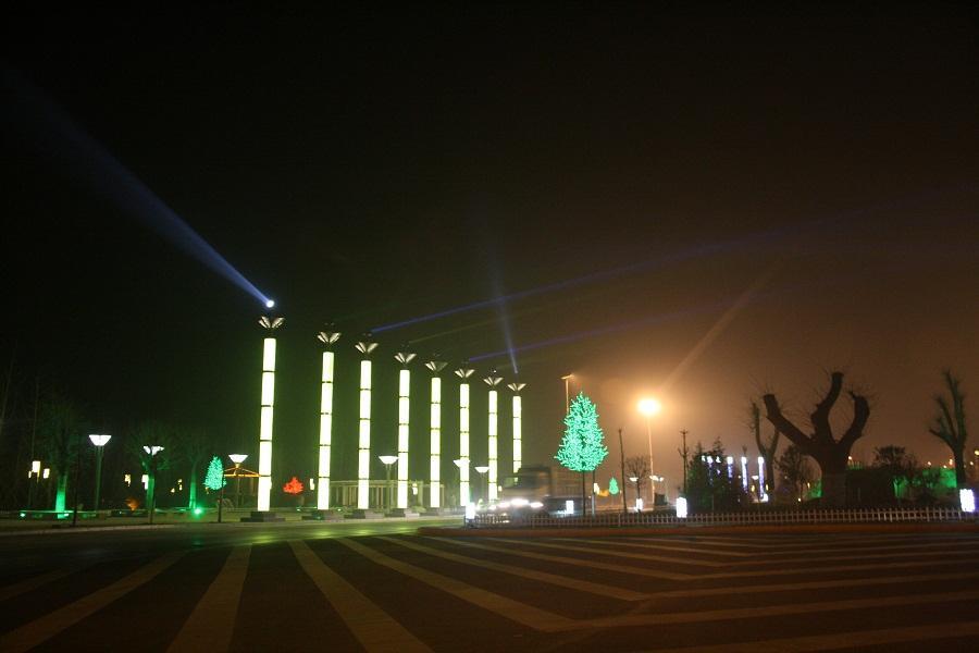 榆林景观灯安装