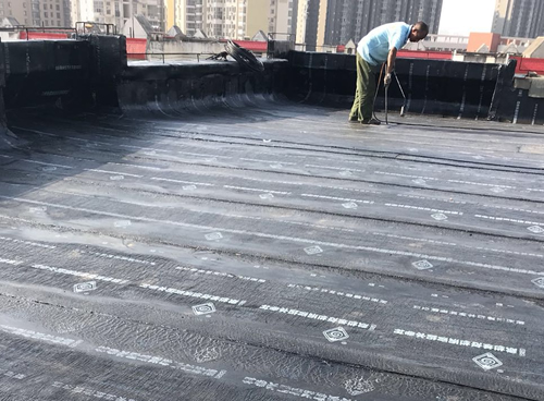 屋顶整体防翻修工程