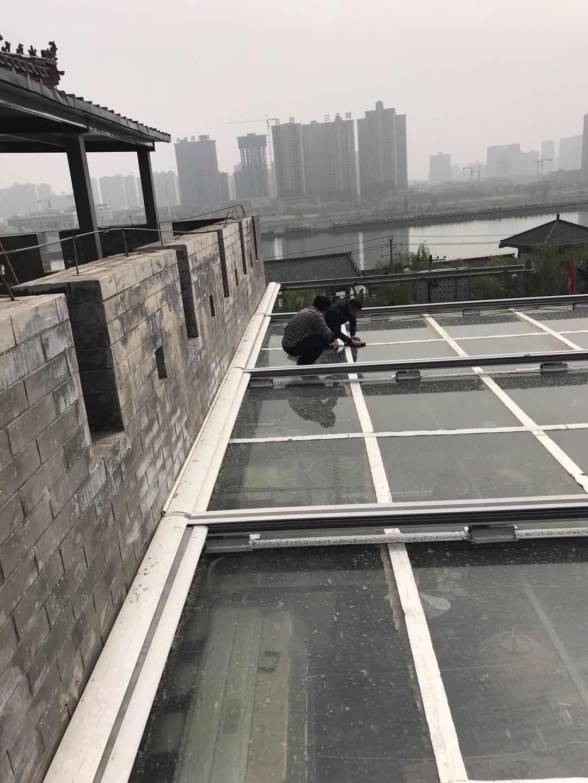咸阳屋顶玻璃防水