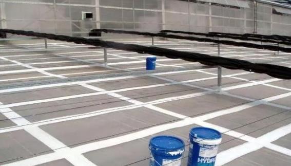 咸阳屋顶防水
