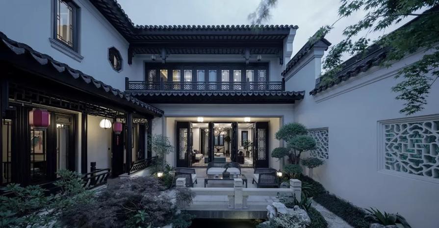 中式建筑设计