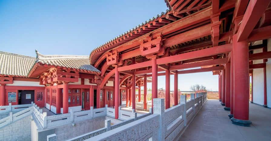 汉唐建筑设计