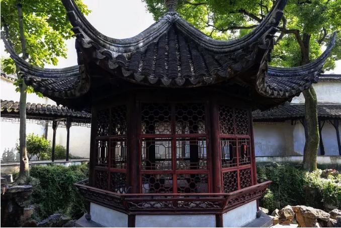 西安古建筑设计