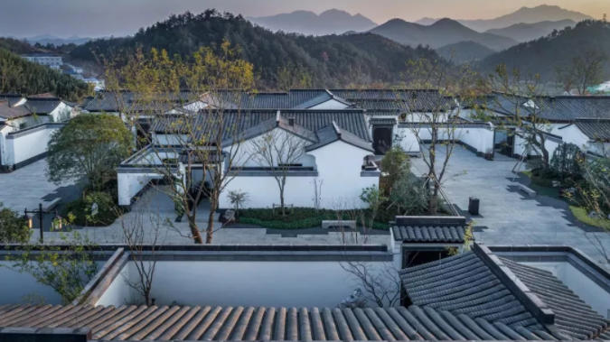 陕西中式建筑
