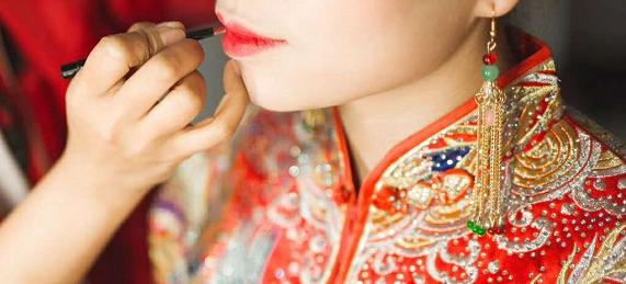 咸阳新娘化妆