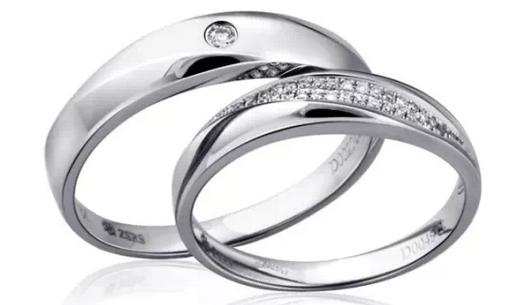 咸陽西式婚禮鉆戒