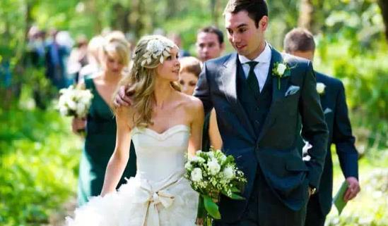 咸陽西式婚禮圖片