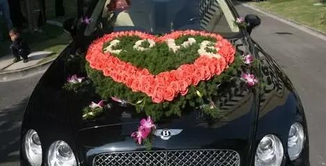 咸陽婚車租賃