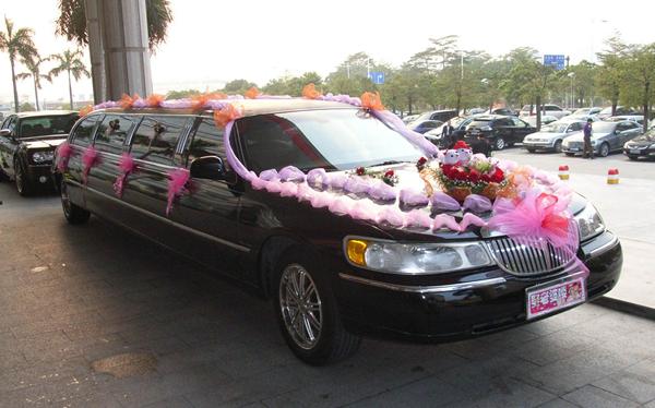 林肯婚車租賃