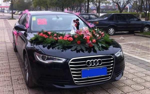 奧迪婚車租賃