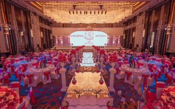 酒店婚禮策劃