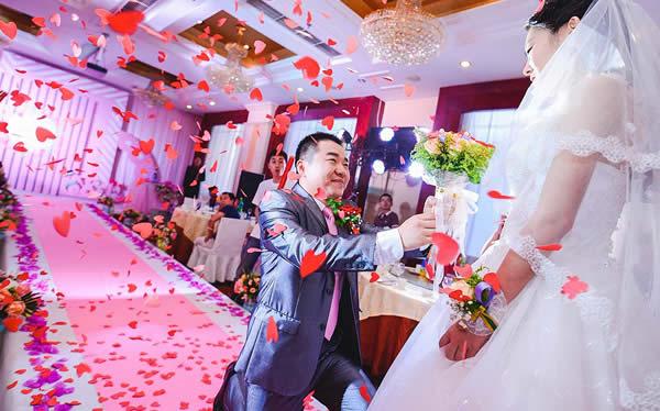 婚禮主持攝像