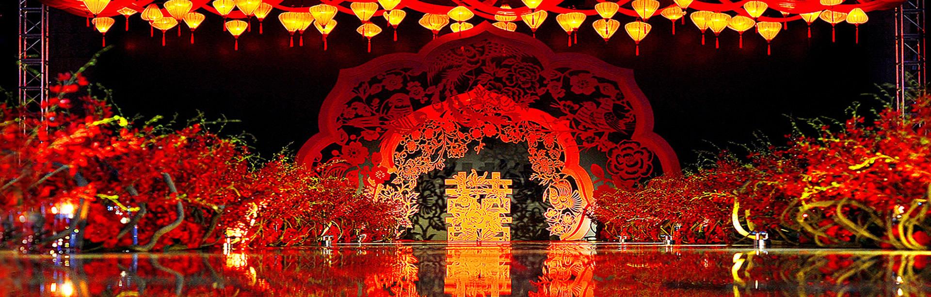 咸陽中式婚禮