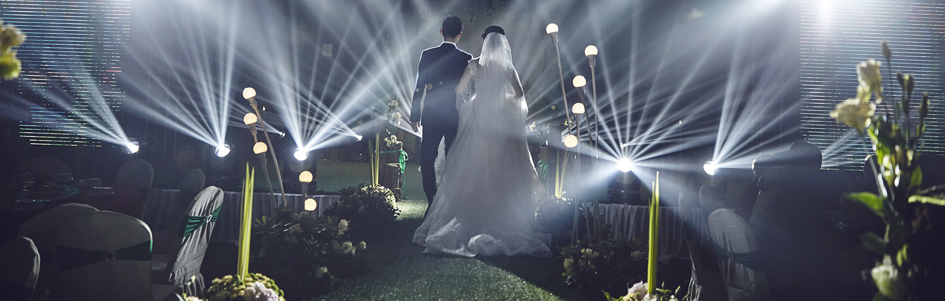 咸阳西式婚礼