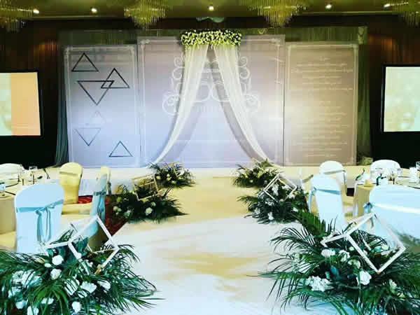 咸陽市窯店街道辦-森系婚禮